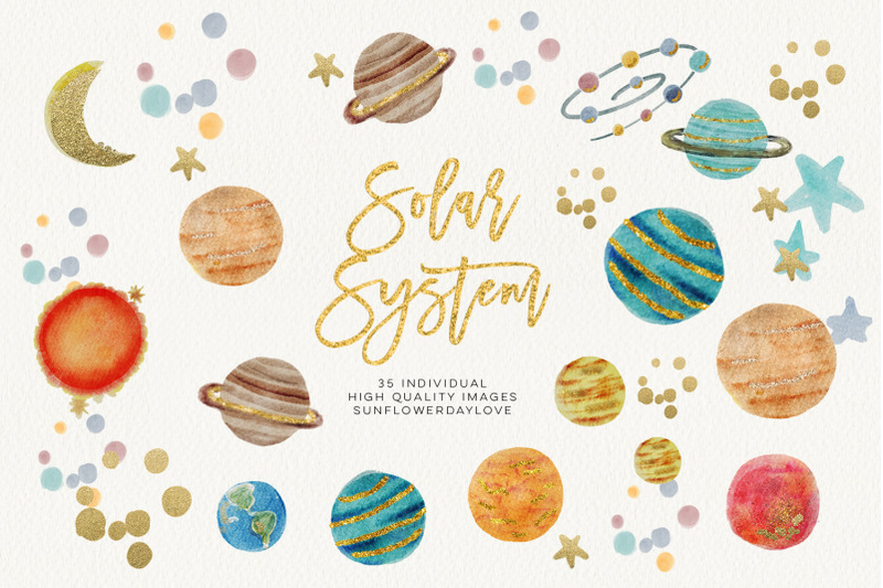 watercolor-solar-system-clipart