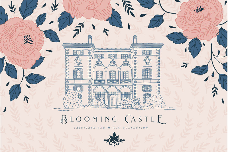 blooming-castle
