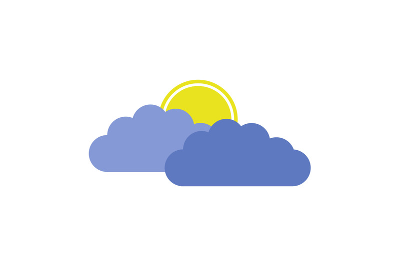 sun-icon-with-clouds