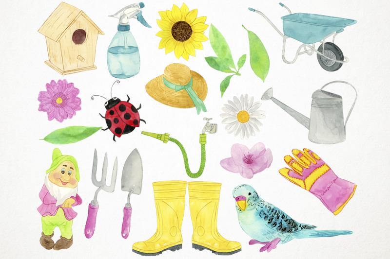 watercolor-gardening-clipart-gardening-illustration-spring-clipart