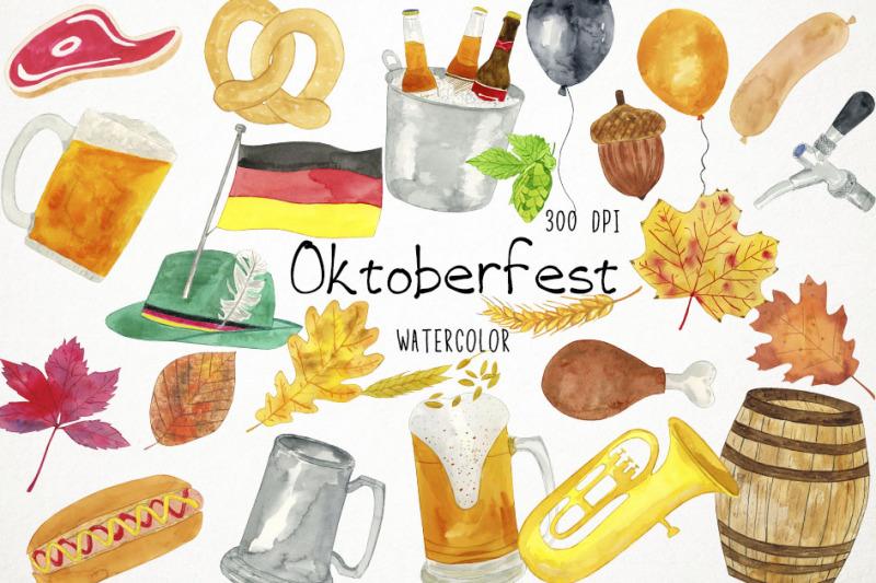 watercolor-oktoberfest-clipart-oktoberfest-illustration