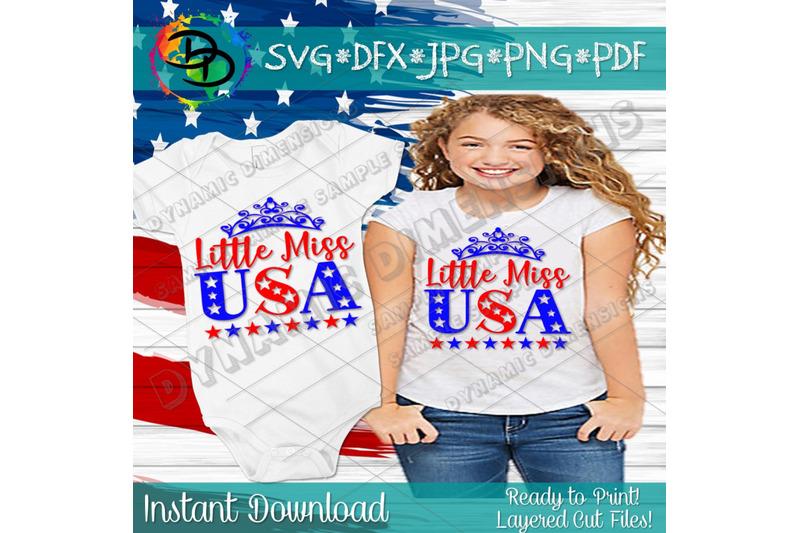 little-miss-usa-usa-svg-patriotic-svg-merica-svg-digital-clip-art