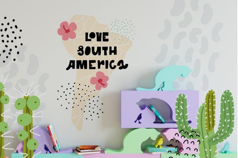 my-south-america-animals-clipart