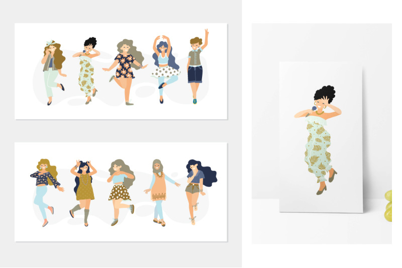 girls-vector-big-collection