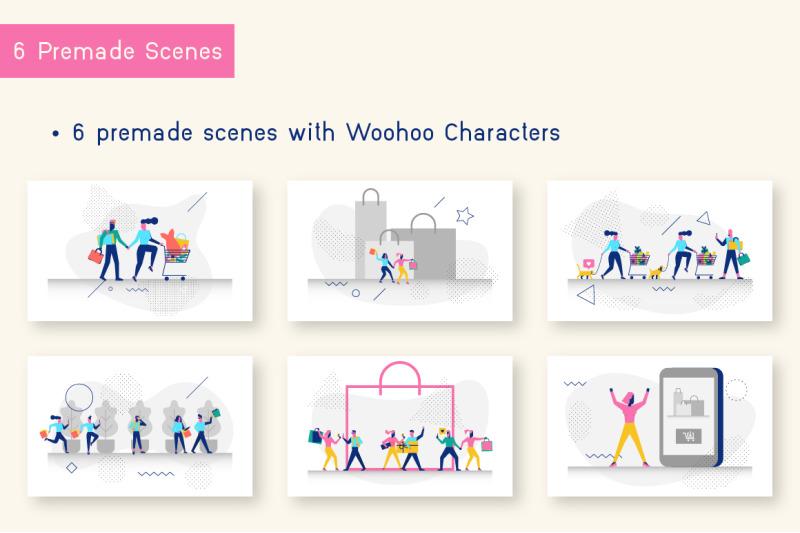 woohoo-character-creator