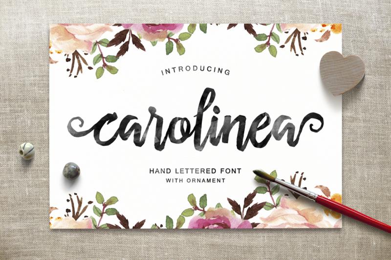 carolinea-typeface