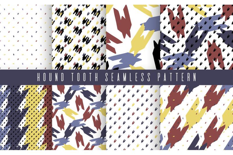 hound-tooth-pattern