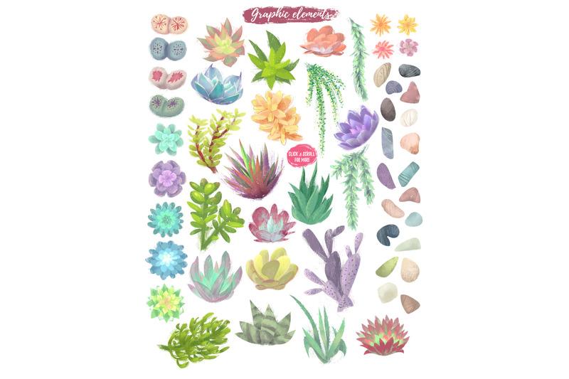 succulent-joy-cliipart
