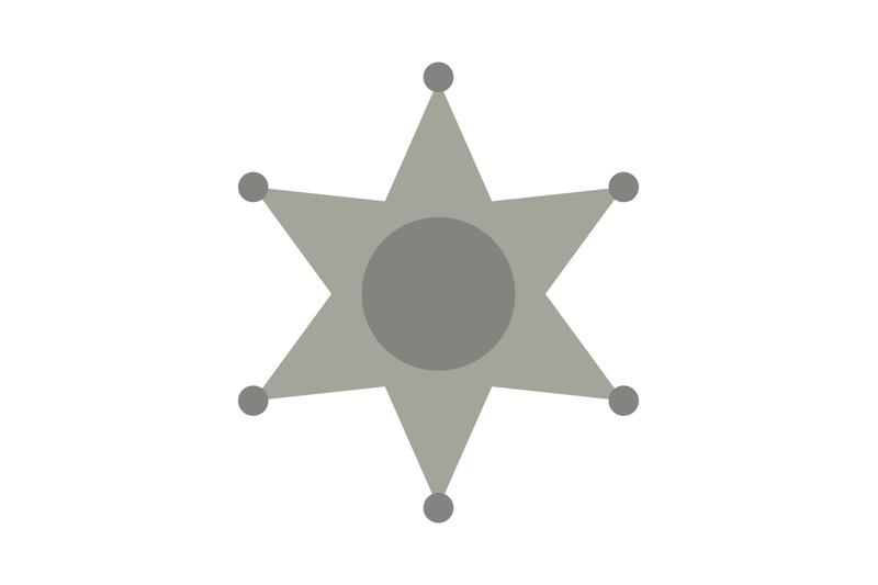 sheriff-star-icon