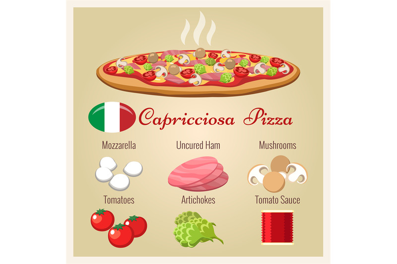 pizza-capricciosa-with-ingredients