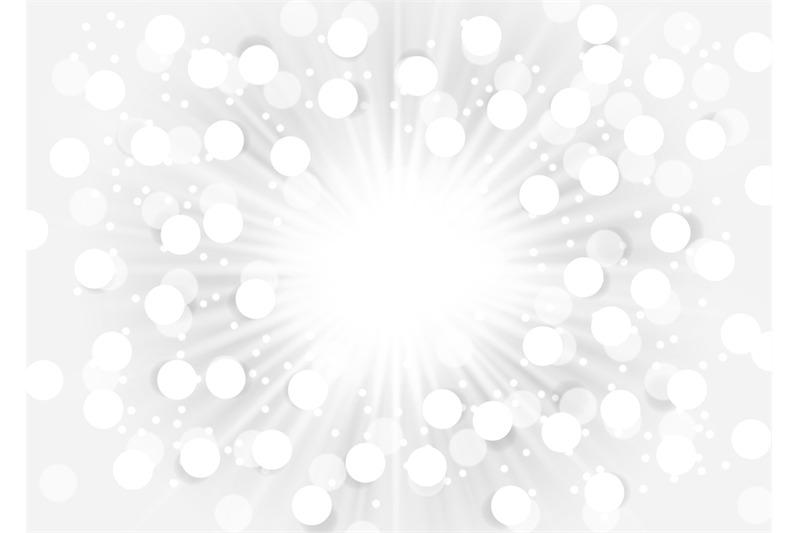 abstract-bokeh-sunburst-on-white-background