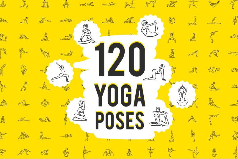 set-of-120-yoga-poses-icons