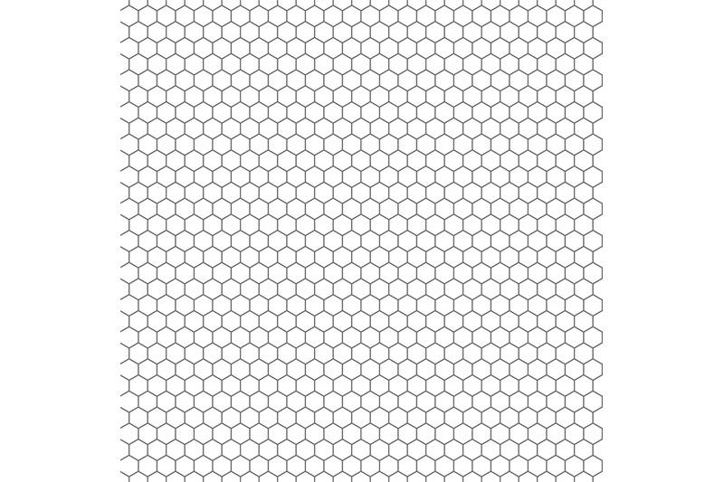 hexagon-seamless-vector-texture-hexagonal-grid-repeat-pattern