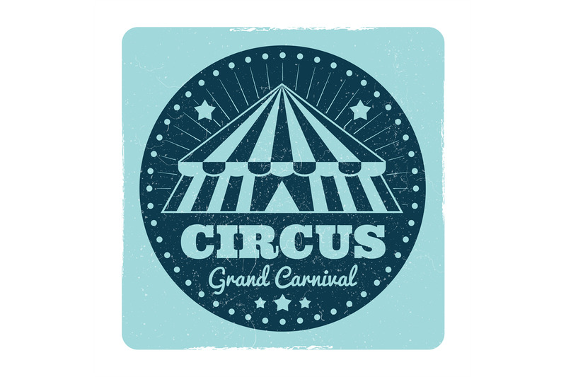 vintage-circus-emblem-with-grunge-effect
