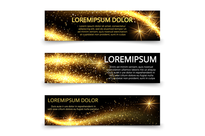 golden-glittering-magic-sparkle-stardust-banners-template