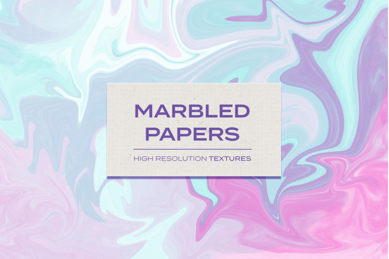 marbled-papers-textures