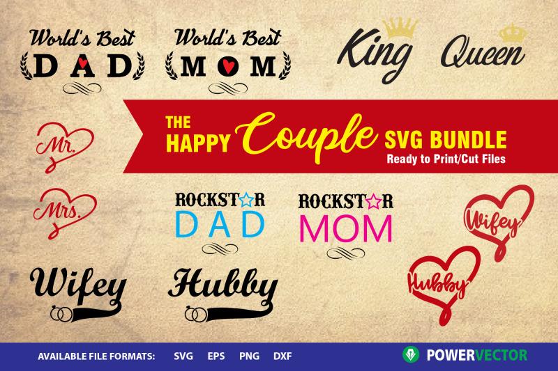the-happy-couple-svg-bundle