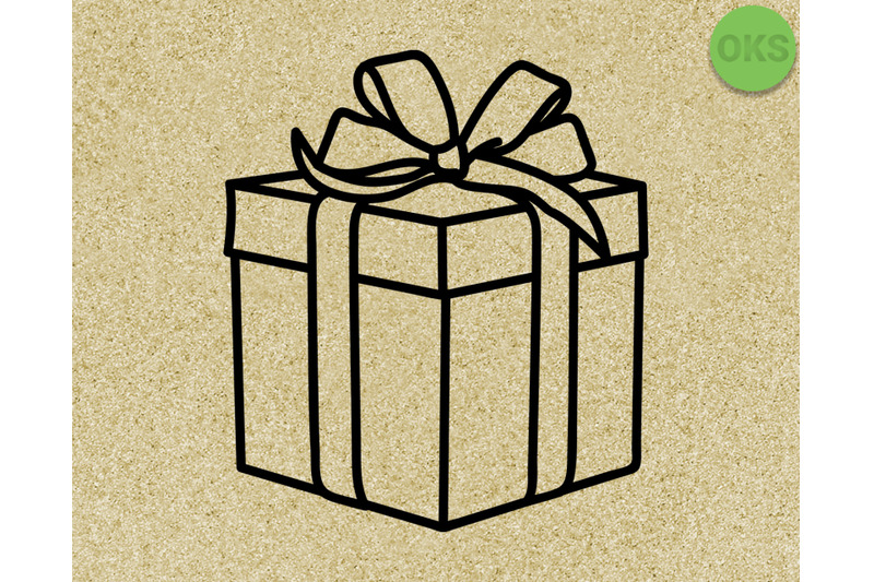 gift-box-svg-dxf-vector-eps-clipart-cricut-download