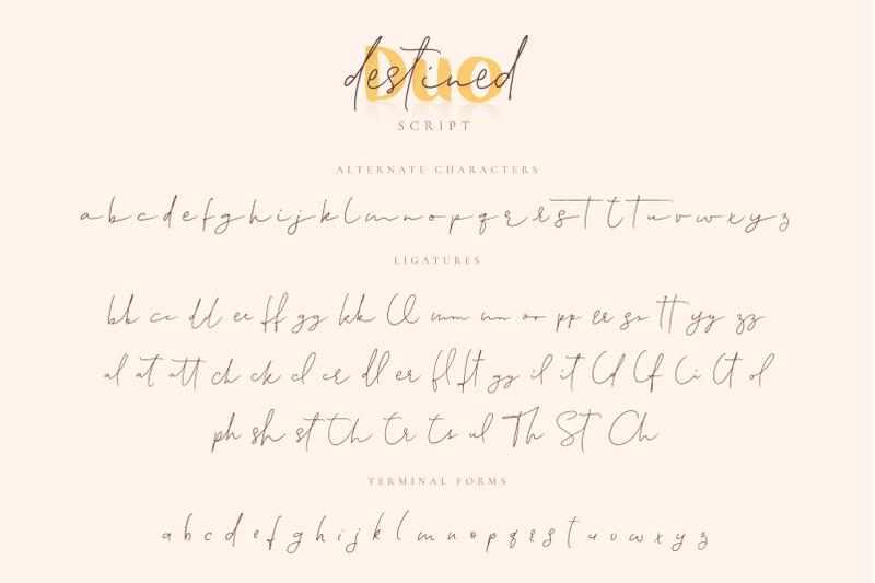 destined-duo-brush-sans-amp-amp-amp-amp-signature-script