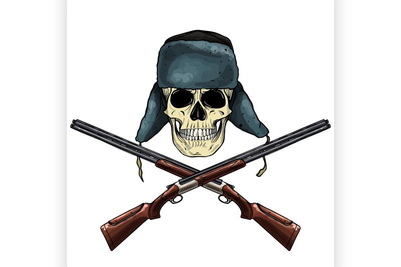 hand-drawn-hunter-skull