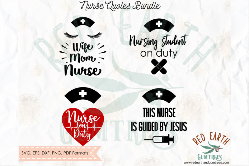 nurse-medical-quotes-phrases-bundle-svg-png-eps-dxf-pdf