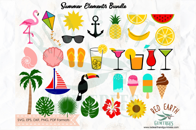 huge-summer-beach-elements-bundle-svg-png-eps-dxf-pdf