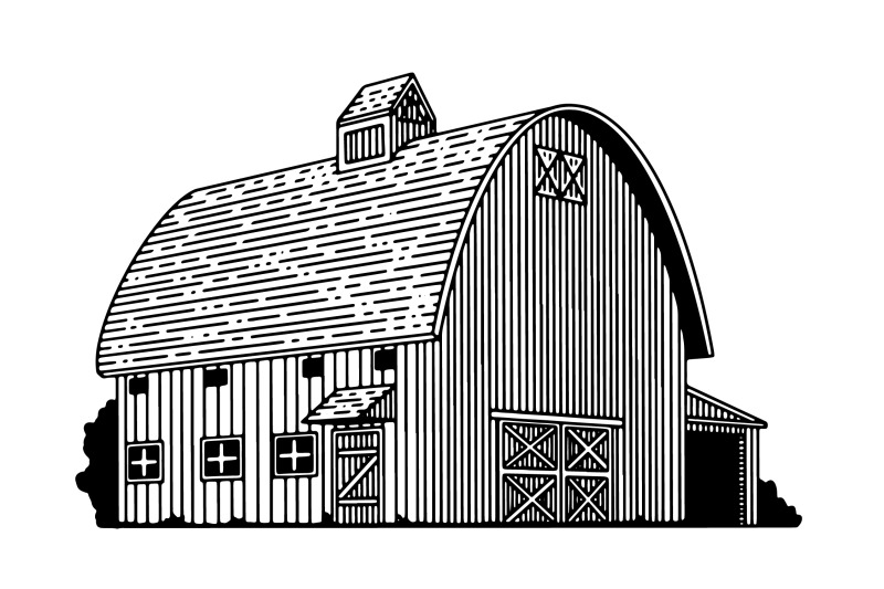 round-roof-barn
