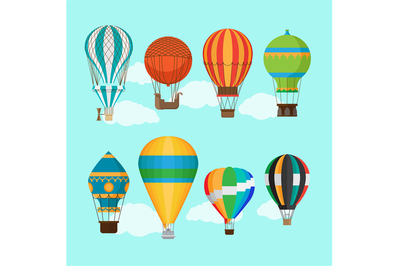 vintage-hot-air-balloons