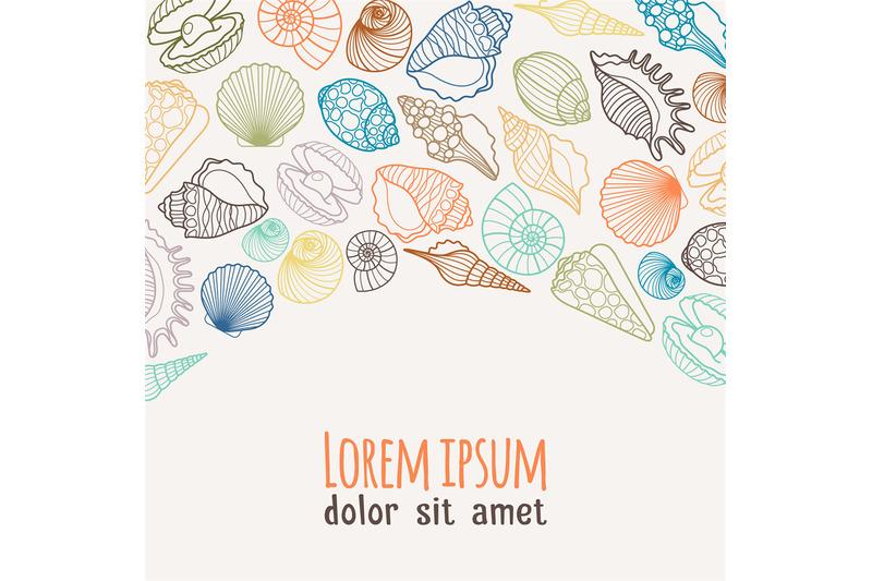 sea-shells-illustration-for-card-background