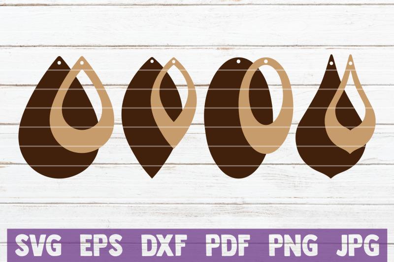 earrings-svg-cut-file-templates