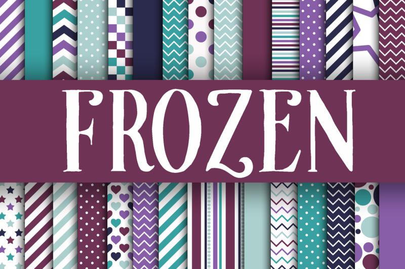 frozen-digital-papers