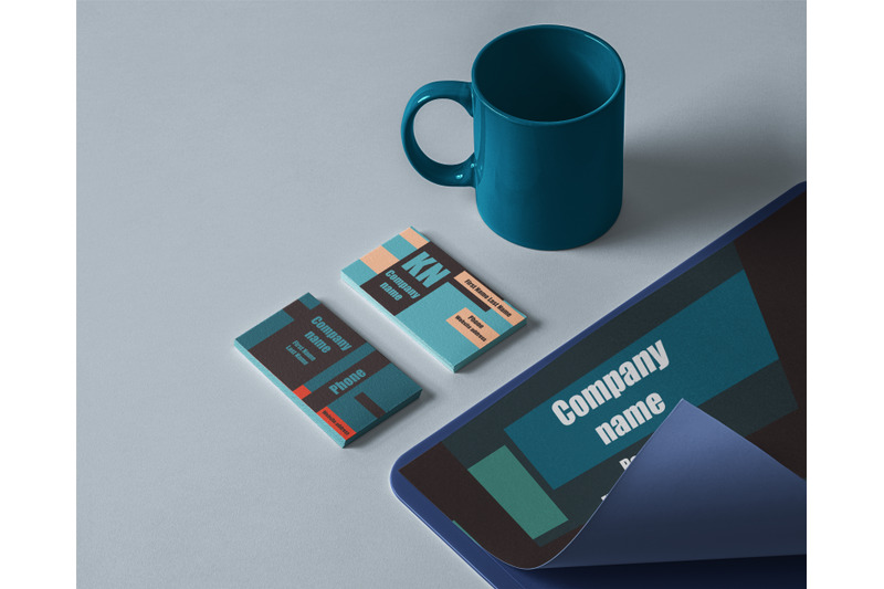 design-business-cards-layout