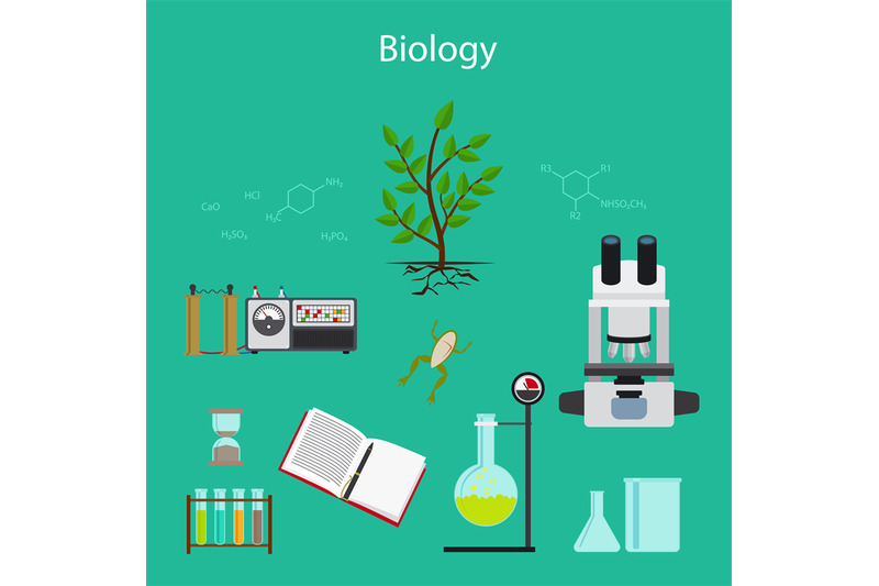 biology-research-cartoon-illustration