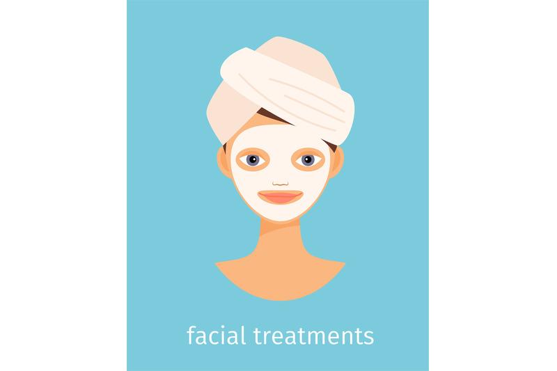 facial-treatments-illustration