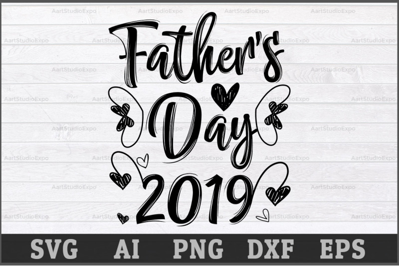 fathers-day-2019-svg-design