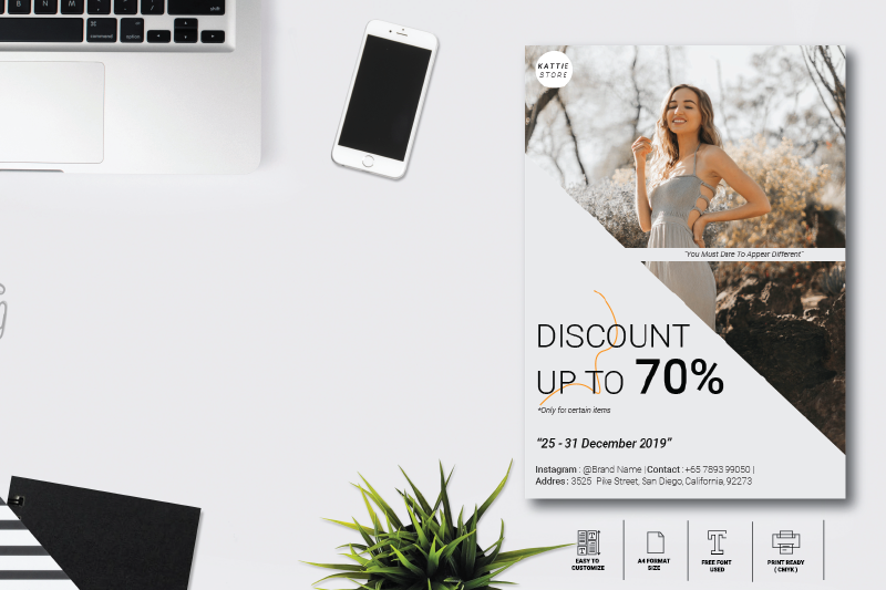 fashion-flyer-template