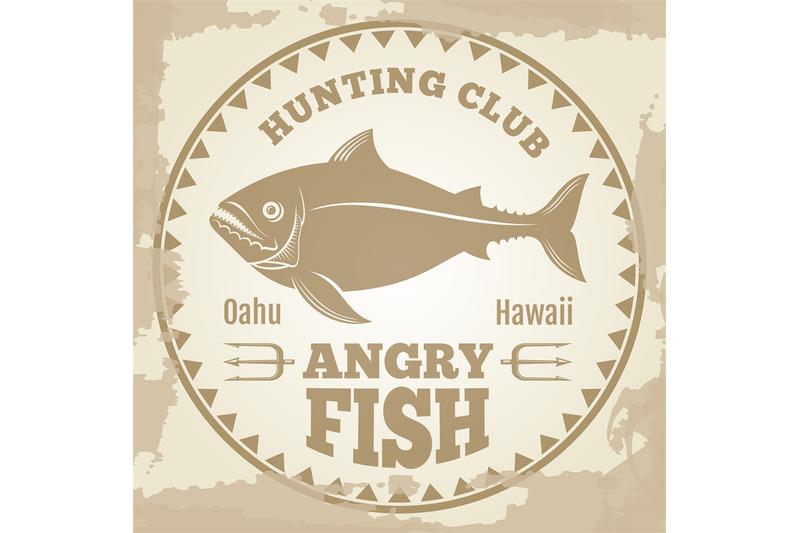 vintage-fishing-banner-design-hunting-club-emblem