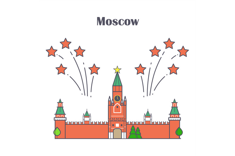 linear-moscow-kremlin-with-red-stars-fireworks
