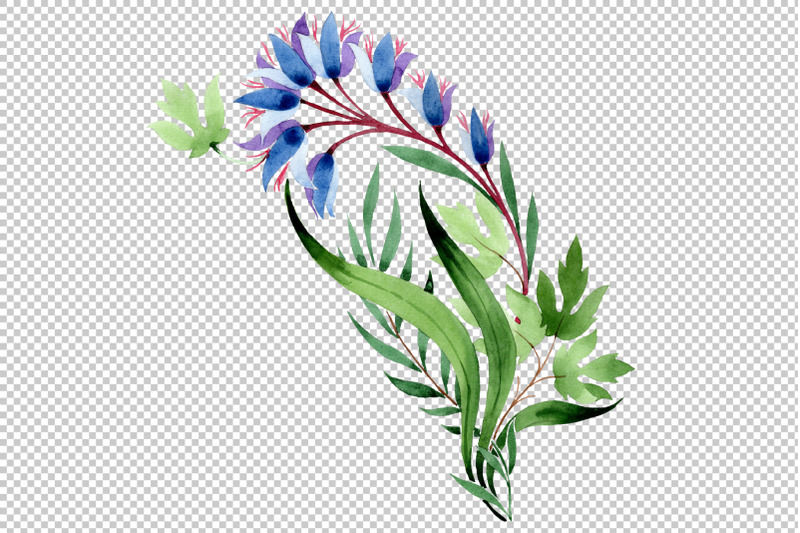 ornament-in-classic-watercolor-style-png