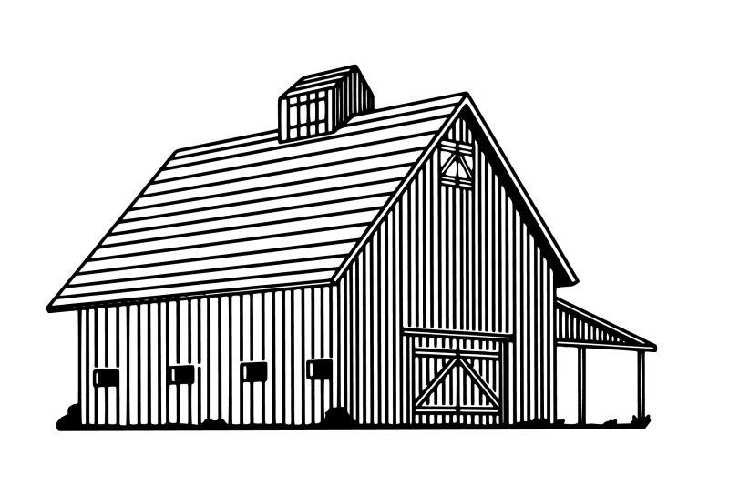 old-cow-barn