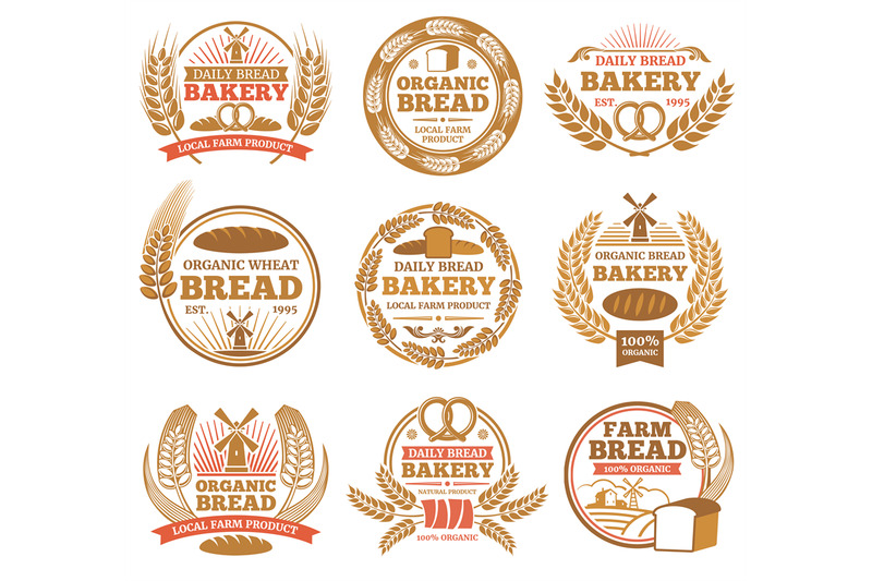 vintage-bakery-vector-labels-with-wheat-ears-and-bread-symbols