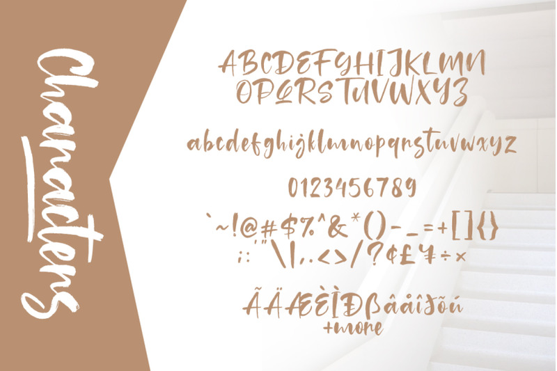 tuckers-brush-font