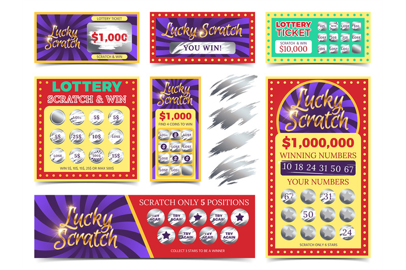 winning-lotto-tickets-and-scratch-cards-vector-set