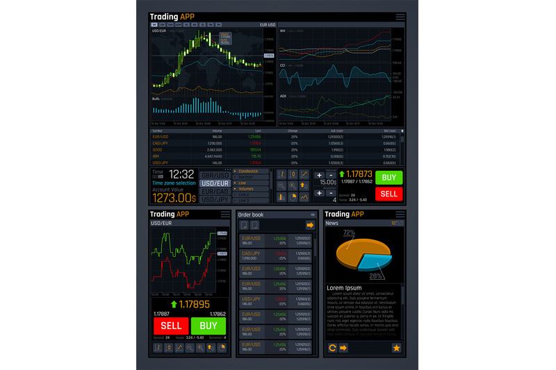 stock-trading-vector-concept-ui-with-analyze-data-tools-and-financial