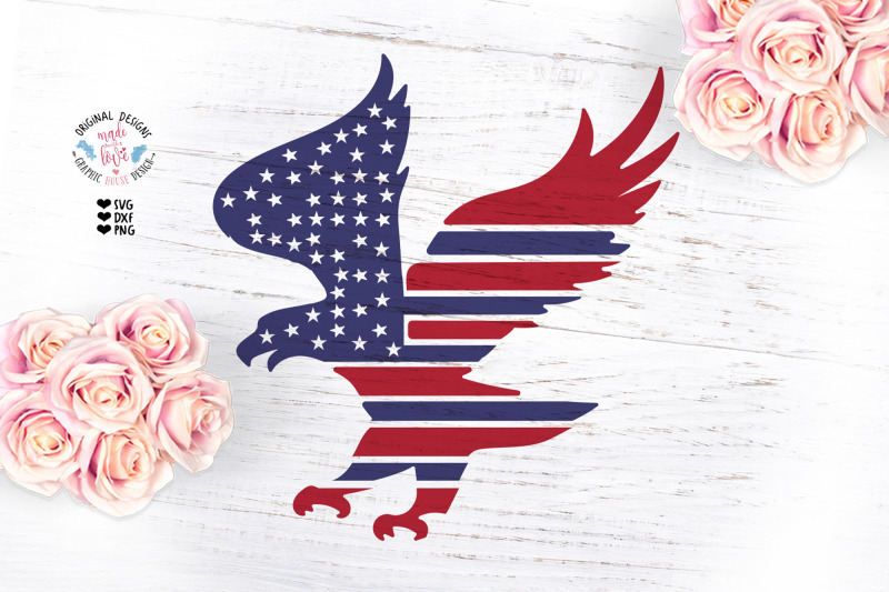 american-flag-eagle-design