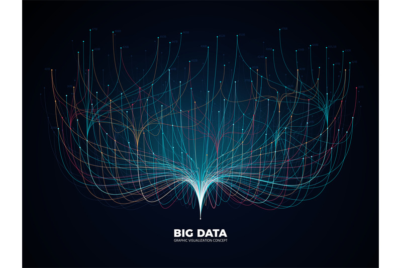 big-data-network-visualization-concept-digital-music-industry-abstra