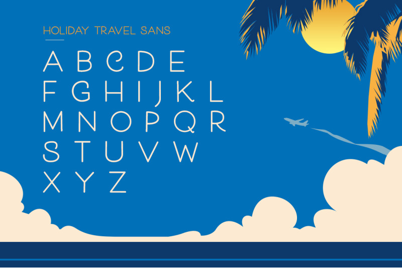 holiday-travel-font-duo