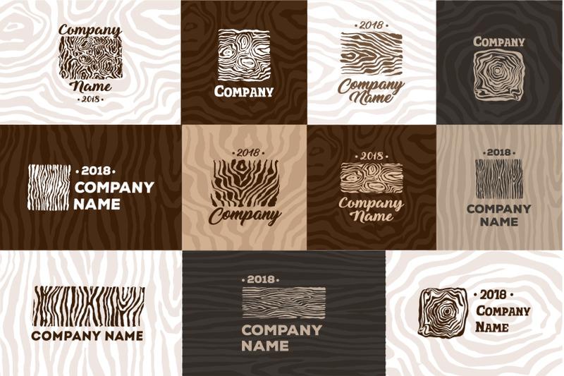 wood-and-timber-texture-symbol-logo-nbsp