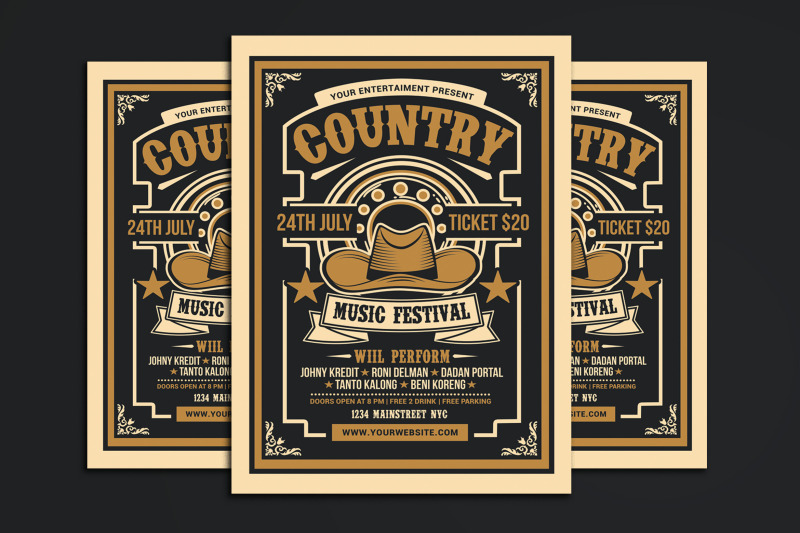 country-music-festival