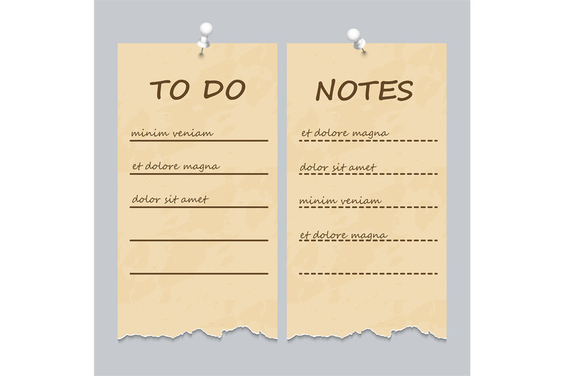 vintage-ripped-pages-for-to-do-list-and-notes